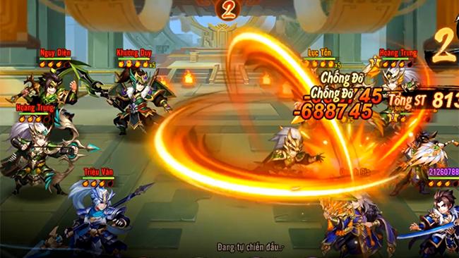 5 Kim tướng mà game thủ Thiếu Niên 3Q nên có ngay cho đội hình
