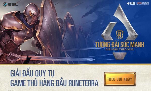 Huyền Thoại Runeterra: VNG công bố lịch phát sóng Giải Đấu Theo Mùa tại Việt Nam