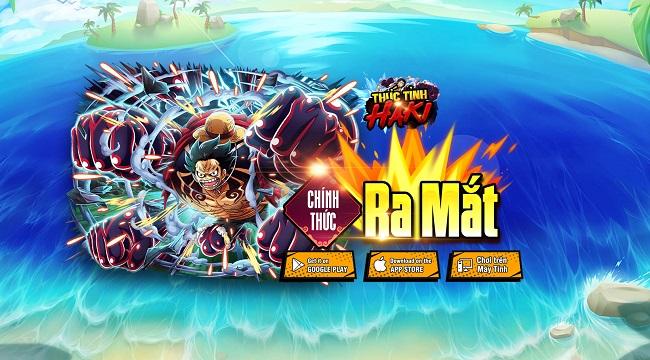 Game mobile đề tài One Piece Thức Tỉnh Haki công bố lộ trình ra mắt