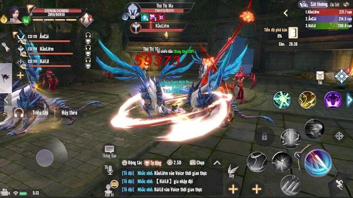 Perfect World VNG tung phiên bản mới Hàn Băng Lục Địa đón giáng sinh 2