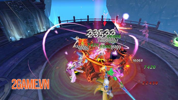 Ngạo Kiếm Thanh Vân - Game tiên hiệp hiệu ứng mãn nhãn sắp ra mắt 3