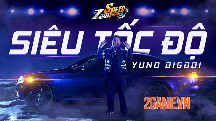 ZingSpeed Mobile: Phiêu cùng giai điệu bắt tai trong MV kết hợp Yuno BigBoi 1