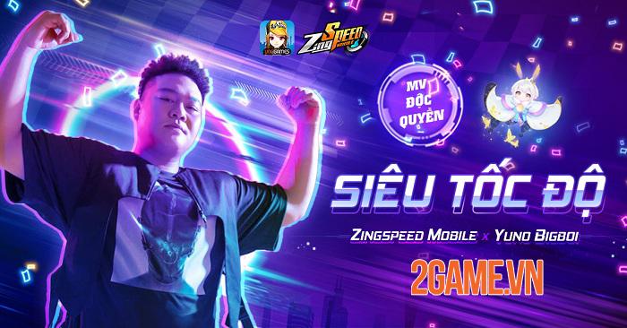 ZingSpeed Mobile: Phiêu cùng giai điệu bắt tai trong MV kết hợp Yuno BigBoi 2