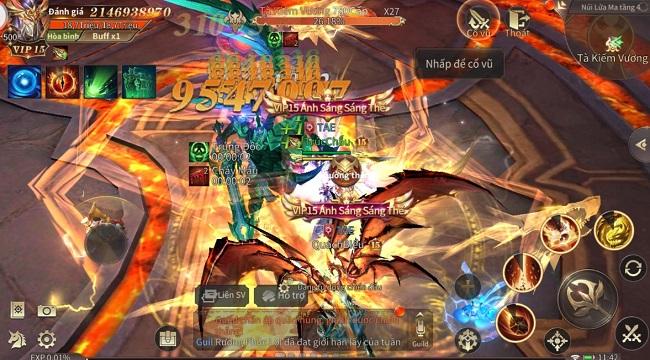 MU Vượt Thời Đại – Huyền thoại game nhập vai công bố lộ trình ra mắt