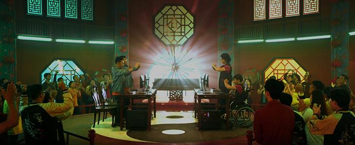 MV Thiên Cổ Microwave khuấy động hào khí Võ Lâm Truyền Kỳ - kỷ niệm 15 năm dòng game 9