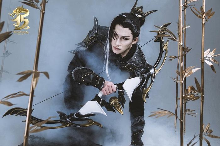 """8 môn phái được game thủ Võ Lâm Truyền Kỳ """"săn đón"""" đã có phiên bản người thật 4"""