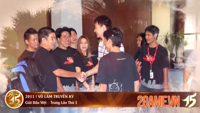 Nhìn lại những khoảnh khắc đáng nhớ theo dòng sự kiện Đại Hội Võ Lâm 15 năm tương phùng 4