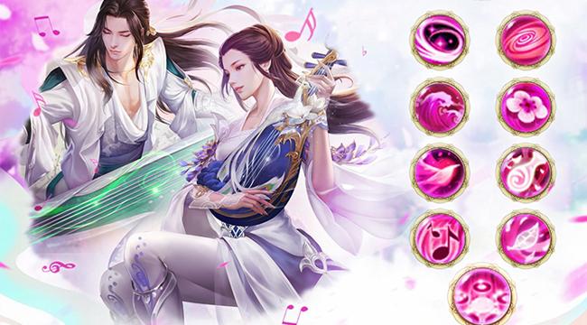 Môn phái Đào Hoa nửa chính nửa tà dễ thu hút game thủ Tân Thiên Long Mobile