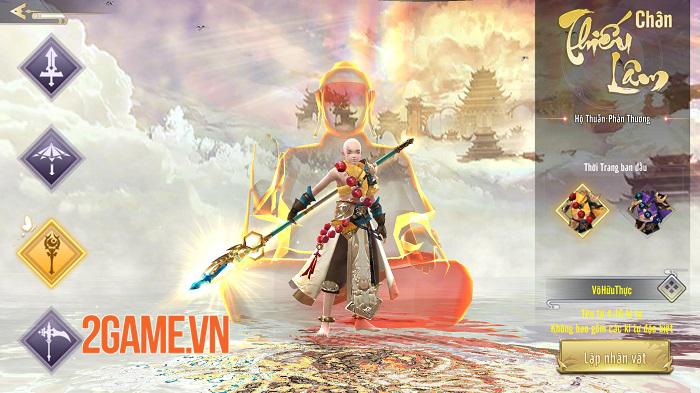 Nhiều game MMORPG là thế vì sao không nên bỏ qua Thương Khung Chi Kiếm? 3