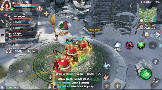 Game thủ Perfect World VNG đã sẵn sàng đón mùa lễ hội năm nay?