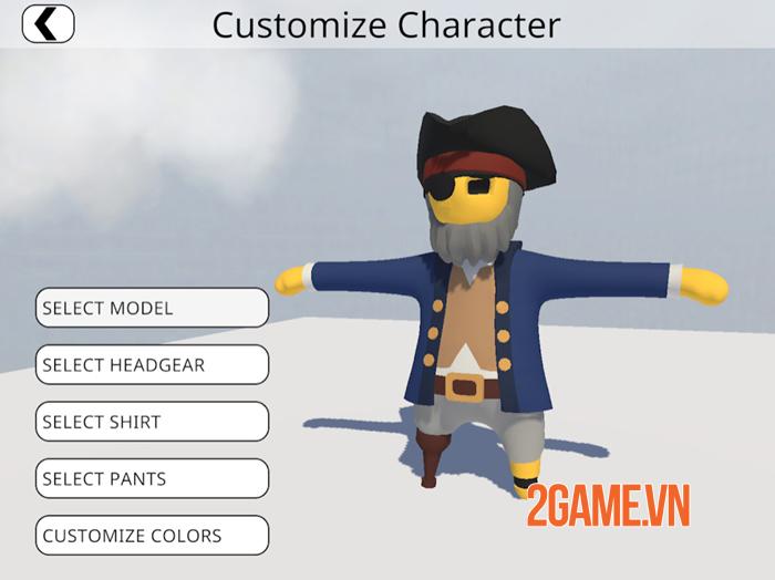Human: Fall Flat - Game mobile platformer trí tuệ vui nhộn nhiều người chơi nhất 4