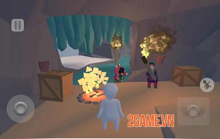 Human: Fall Flat - Game mobile platformer trí tuệ vui nhộn nhiều người chơi nhất 2
