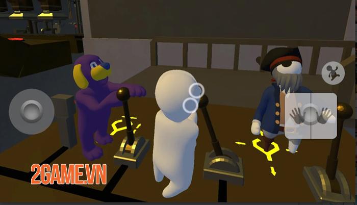 Human: Fall Flat - Game mobile platformer trí tuệ vui nhộn nhiều người chơi nhất 3