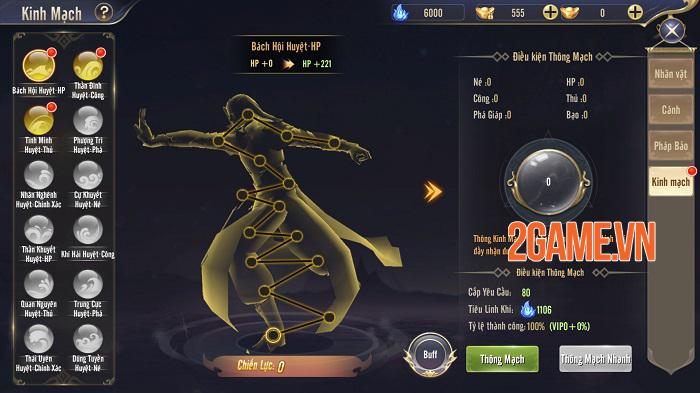 Nhiều game MMORPG là thế vì sao không nên bỏ qua Thương Khung Chi Kiếm? 5