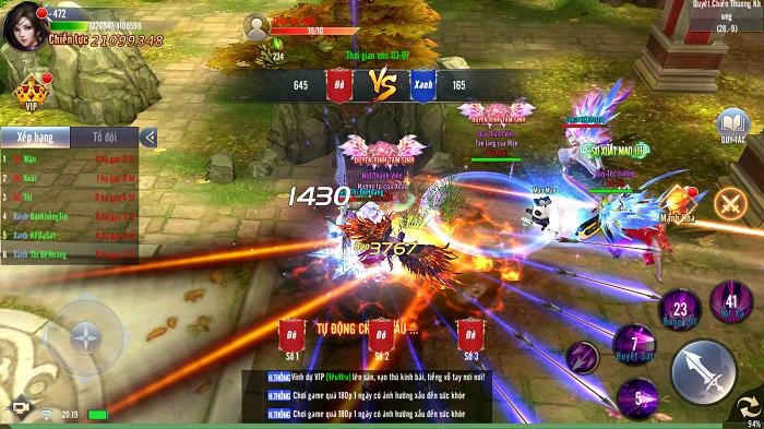 Cận cảnh Giang Hồ Tu Tiên -tựa game được review nhiều nhất tuần qua 3
