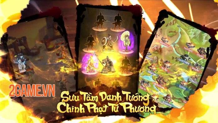 AFK 3Q - Đế Vương Thiên Hạ: Game chiến thuật tự động luyện cấp, rảnh tay điều binh 5