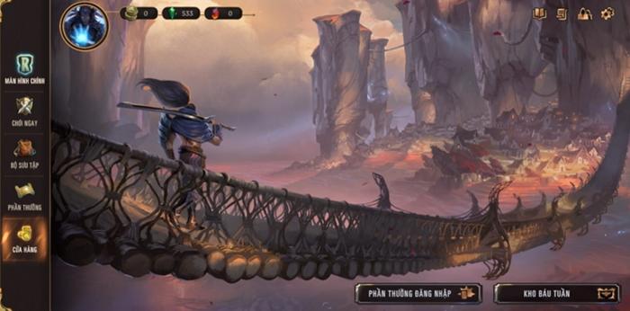 Game thủ Việt gắn bó với Huyền Thoại Runeterra chỉ trong thời gian ngắn 2