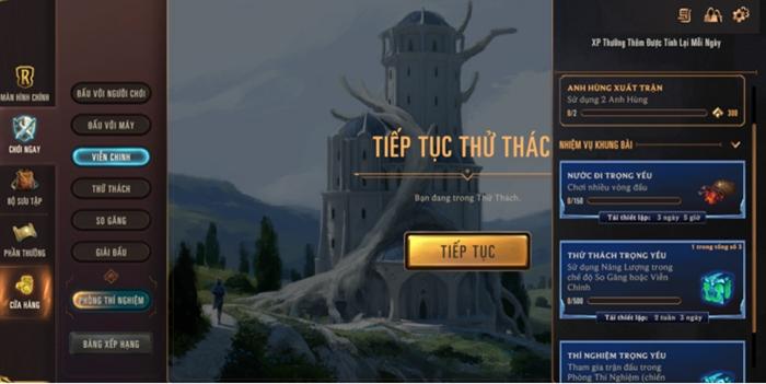 Game thủ Việt gắn bó với Huyền Thoại Runeterra chỉ trong thời gian ngắn 6