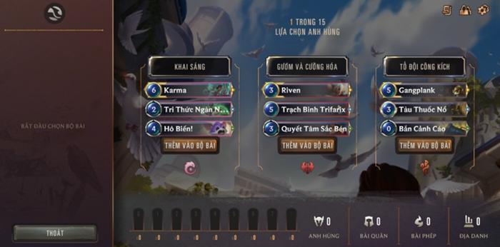 Game thủ Việt gắn bó với Huyền Thoại Runeterra chỉ trong thời gian ngắn 8
