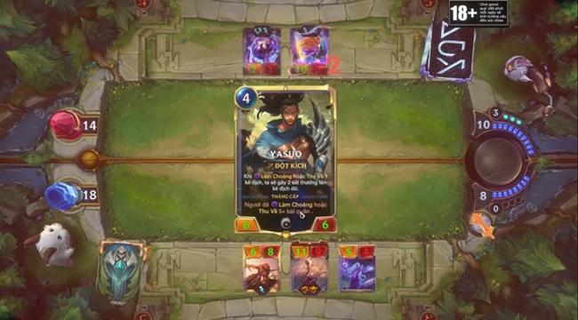 Game thủ Việt gắn bó với Huyền Thoại Runeterra chỉ trong thời gian ngắn