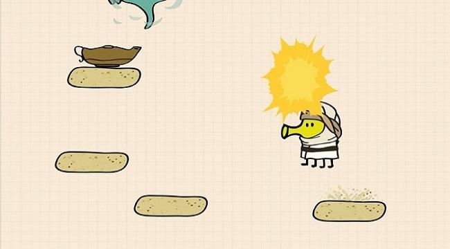 Doodle Jump 2 – Game platformer cổ điển ra mắt phần tiếp sau thời gian vắng bóng