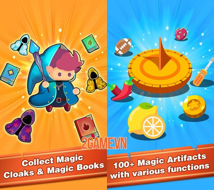 Wizard Legend: Fighting Master - Game bắn súng siêu cute mở truy cập sớm 0