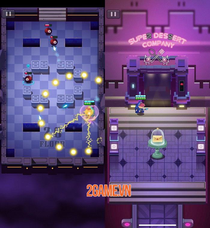 Wizard Legend: Fighting Master - Game bắn súng siêu cute mở truy cập sớm 2