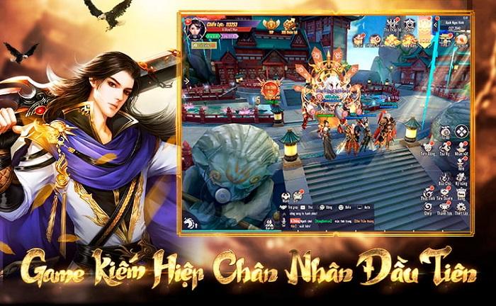 Tặng 500 giftcode game Thương Khung Chi Kiếm Funtap 3