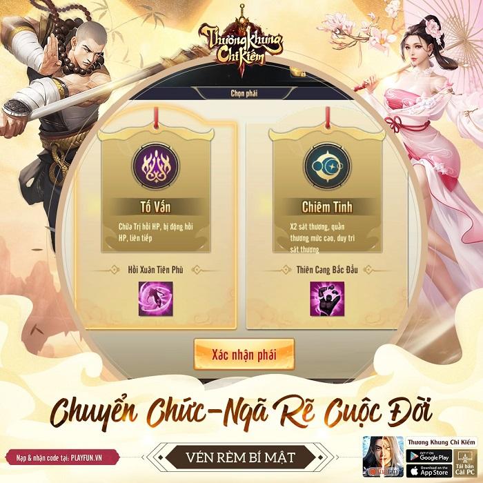 Tặng 500 giftcode game Thương Khung Chi Kiếm Funtap 4