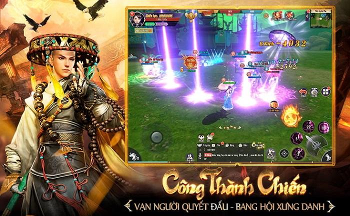 Tặng 500 giftcode game Thương Khung Chi Kiếm Funtap 5