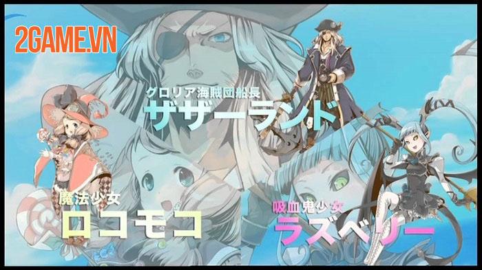 Game PSP Gloria Union: Twin Fates in Blue Ocean sẽ có bản mobile vào năm 2021 0