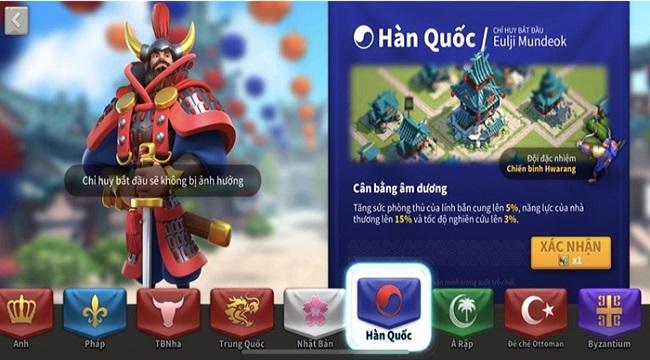 Rise of Kingdoms – Tựa game mobile chiến thuật siêu hot với lượng người chơi khủng
