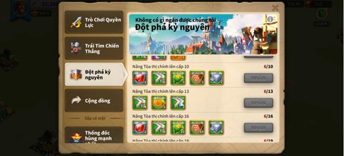 Những điều cần biết về Rise of Kingdoms cho người mới bắt đầu chơi 3