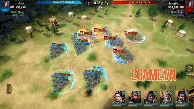 Tam Quốc Liên Minh - Game SLG đồ họa 4K sắc nét và gameplay xuất sắc 7