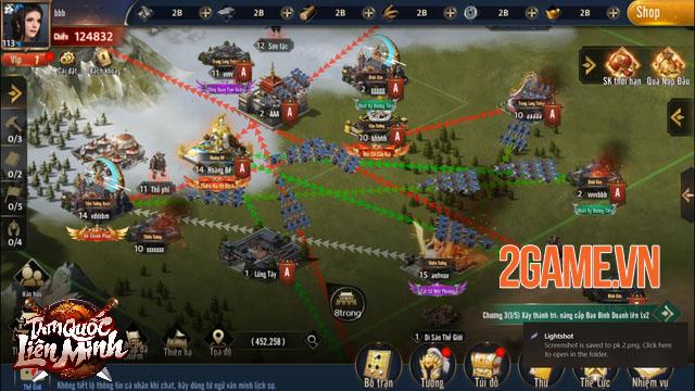 Tam Quốc Liên Minh - Game SLG đồ họa 4K sắc nét và gameplay xuất sắc 3