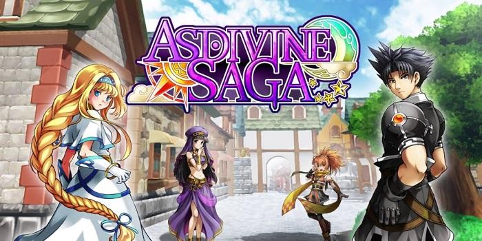 Asdivine Saga - Game nhập vai mới nhất của Kemco mở đăng kí trước cho Android 0