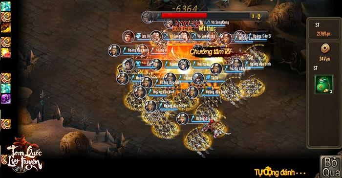 Tặng 500 giftcode game Tam Quốc Liệt Truyện 1