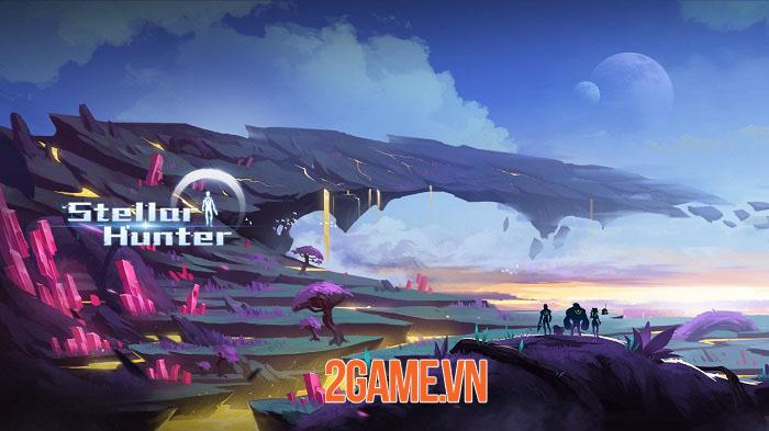 Stellar Hunter - Game nhập vai roguelike trình độ cao lấy bối cảnh không gian 0