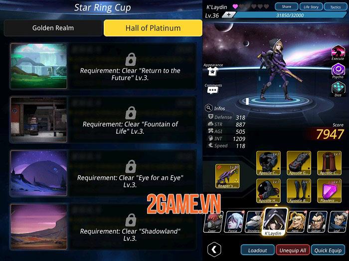 Stellar Hunter - Game nhập vai roguelike trình độ cao lấy bối cảnh không gian 1