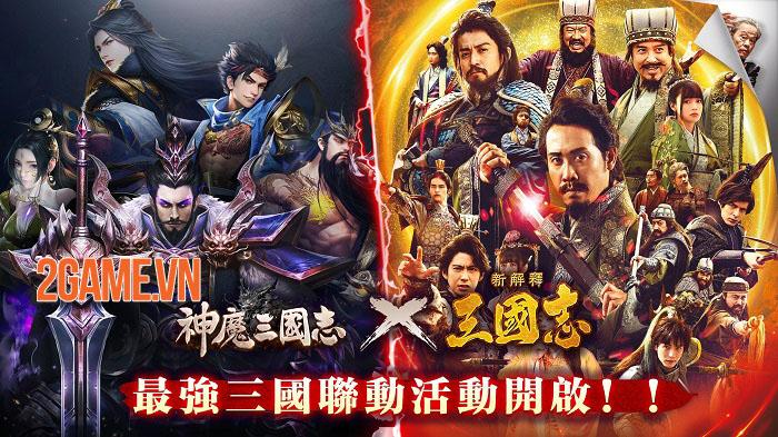 Thần Ma Tam Quốc Mobile - Game thẻ tướng idle sẽ sớm ra mắt game thủ Việt 1