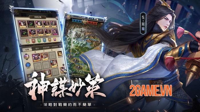 Thần Ma Tam Quốc Mobile - Game thẻ tướng idle sẽ sớm ra mắt game thủ Việt 3