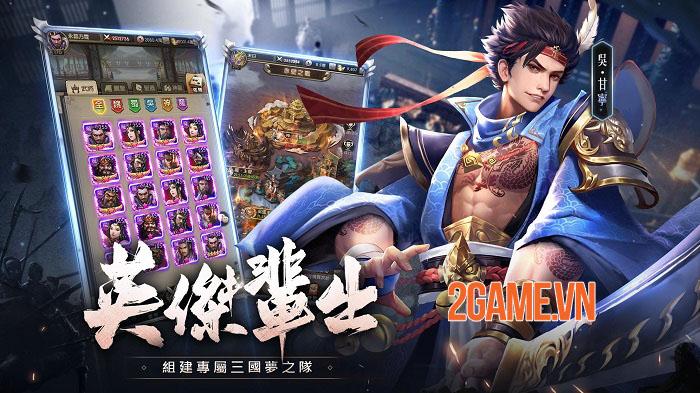 Thần Ma Tam Quốc Mobile - Game thẻ tướng idle sẽ sớm ra mắt game thủ Việt 4