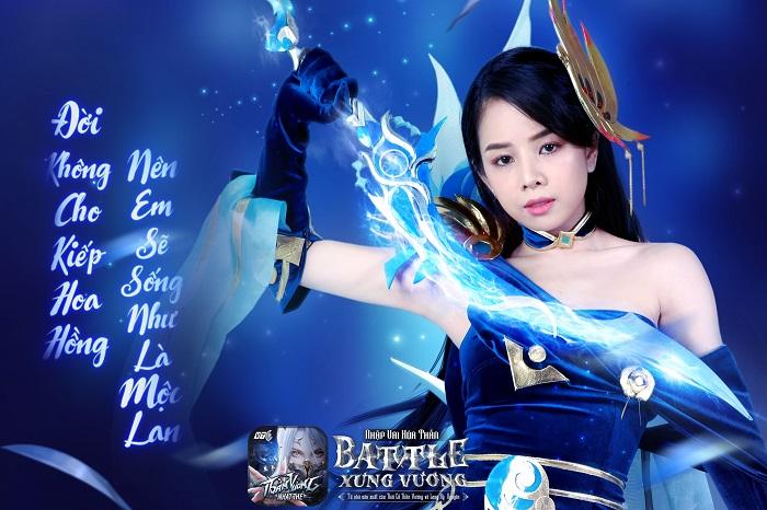 Gặp gỡ DJ Mie - Đại sứ thương hiệu của game Thần Vương Nhất Thế 3