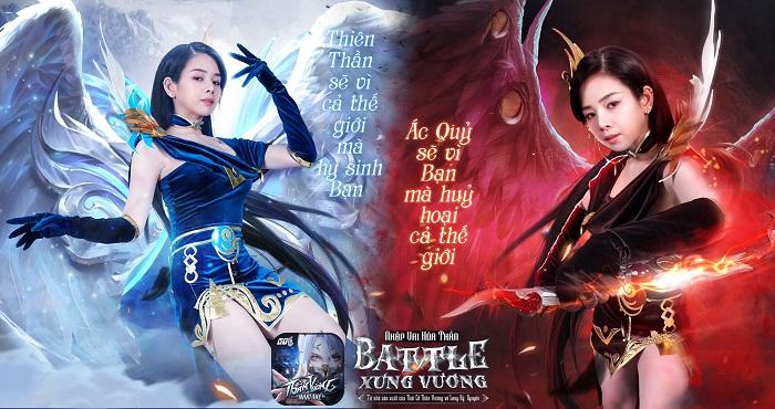 Gặp gỡ DJ Mie - Đại sứ thương hiệu của game Thần Vương Nhất Thế 4