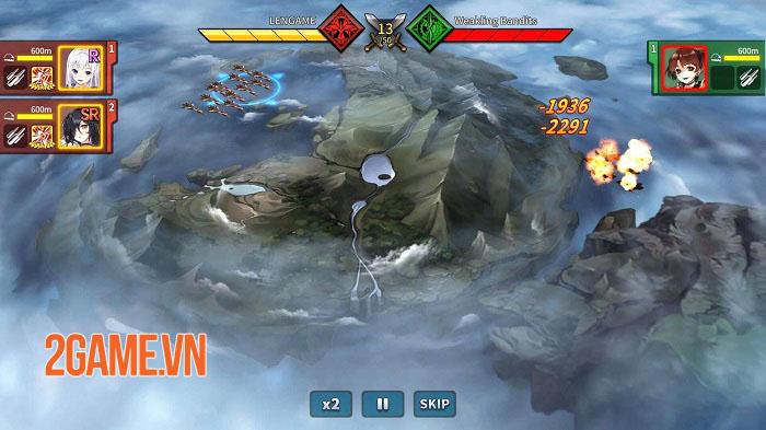 Celestial Goddess - Cuộc chiến khốc liệt giành đá thiên tử của hai phe phái 5