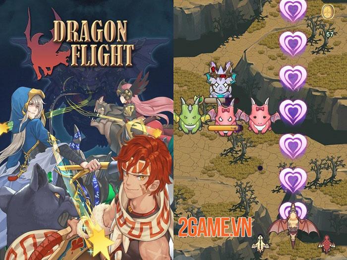 DragonFlight - Game hành động đồ họa đáng yêu, điều khiển dễ dàng 1