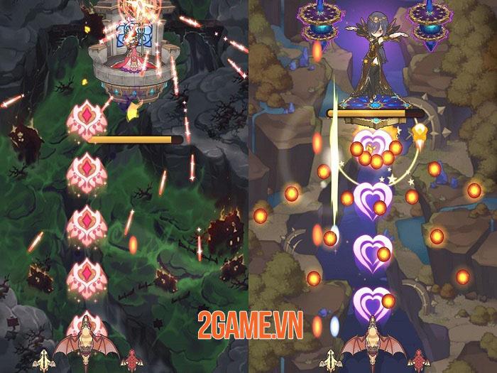 DragonFlight - Game hành động đồ họa đáng yêu, điều khiển dễ dàng 2
