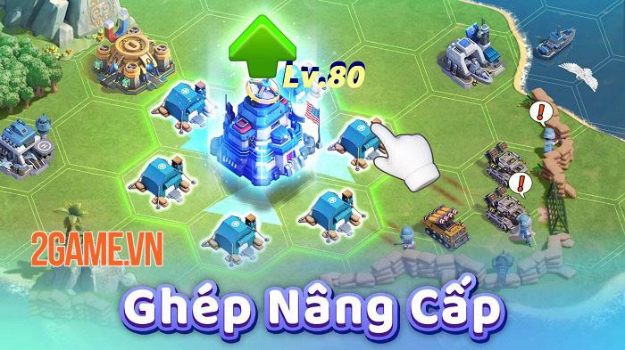 Top War: Battle Game - Game chiến thuật xây dựng quân đội với lối chơi mới mẻ 3