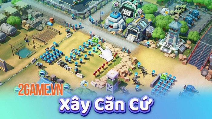 Top War: Battle Game - Game chiến thuật xây dựng quân đội với lối chơi mới mẻ 4