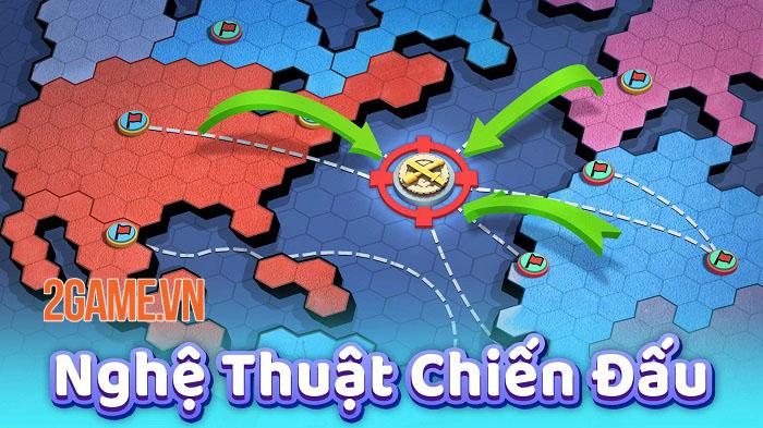 Top War: Battle Game - Game chiến thuật xây dựng quân đội với lối chơi mới mẻ 1